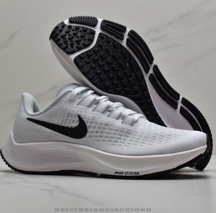acre Musgo convergencia  Nike Pure Platinum White Air Zoom Pegasus 37, Men's Fashion, Footwear,  Sneakers on Carousell