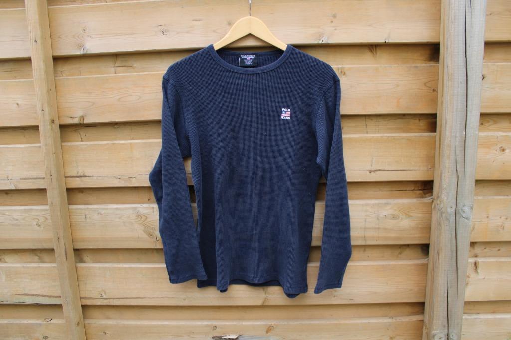 Polo Jeans Sweater / Ralph Lauren / 90s Vintage