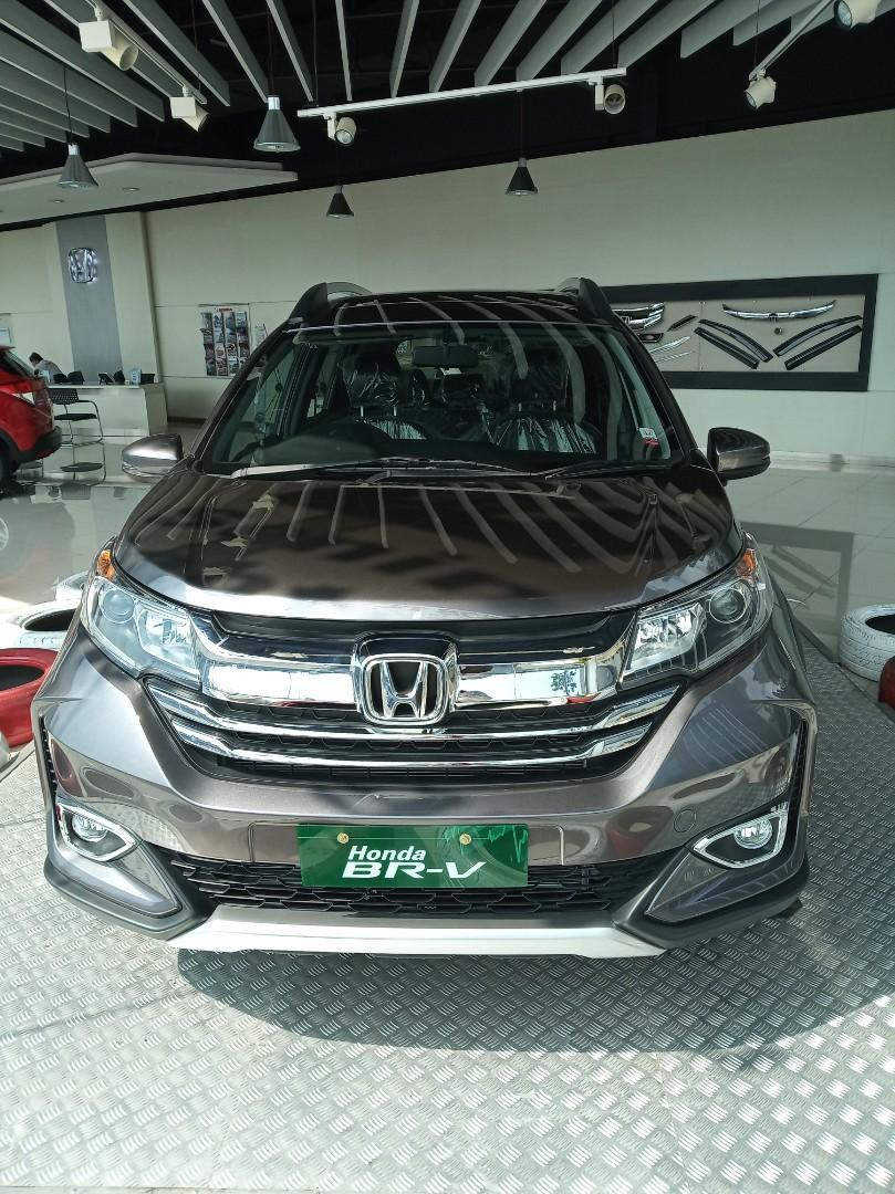 Ready stock Honda BR-V 2020 dapatkan Free angsuran 3x khusus minggu ini