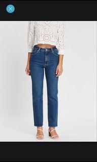Rollas Original Straight Jean