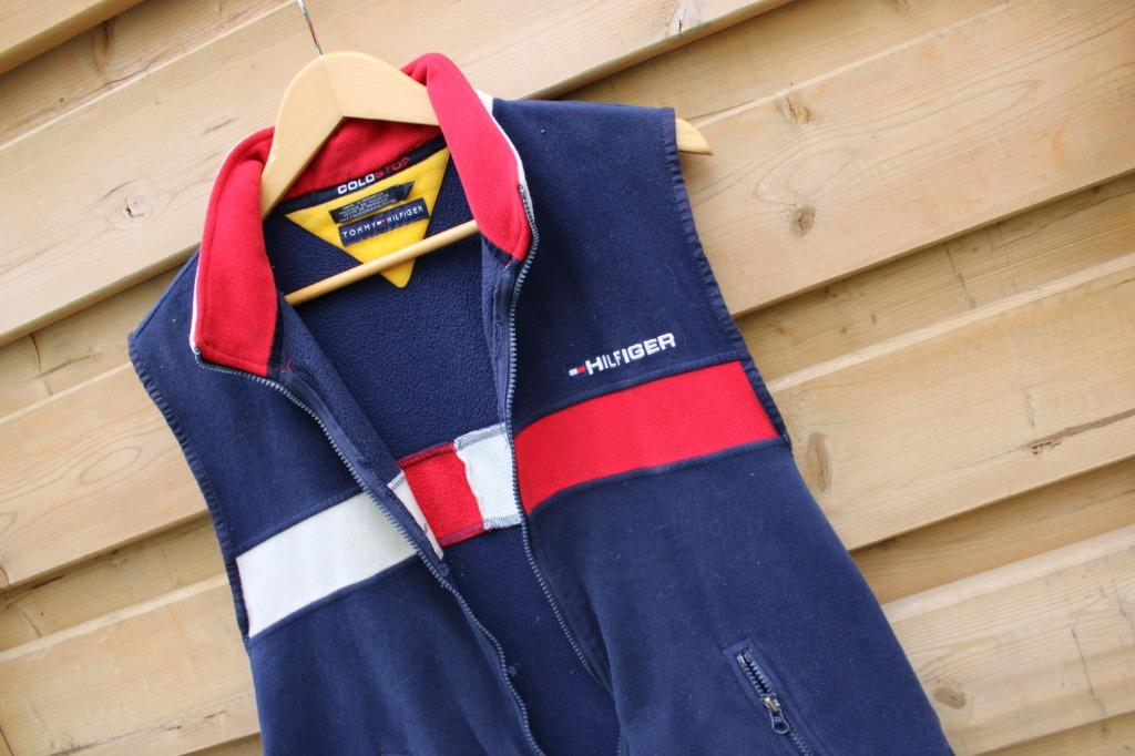 Tommy Hilfiger Sweater Vest / Fleece Sweatshirt
