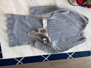 Winter dress barely used size XS