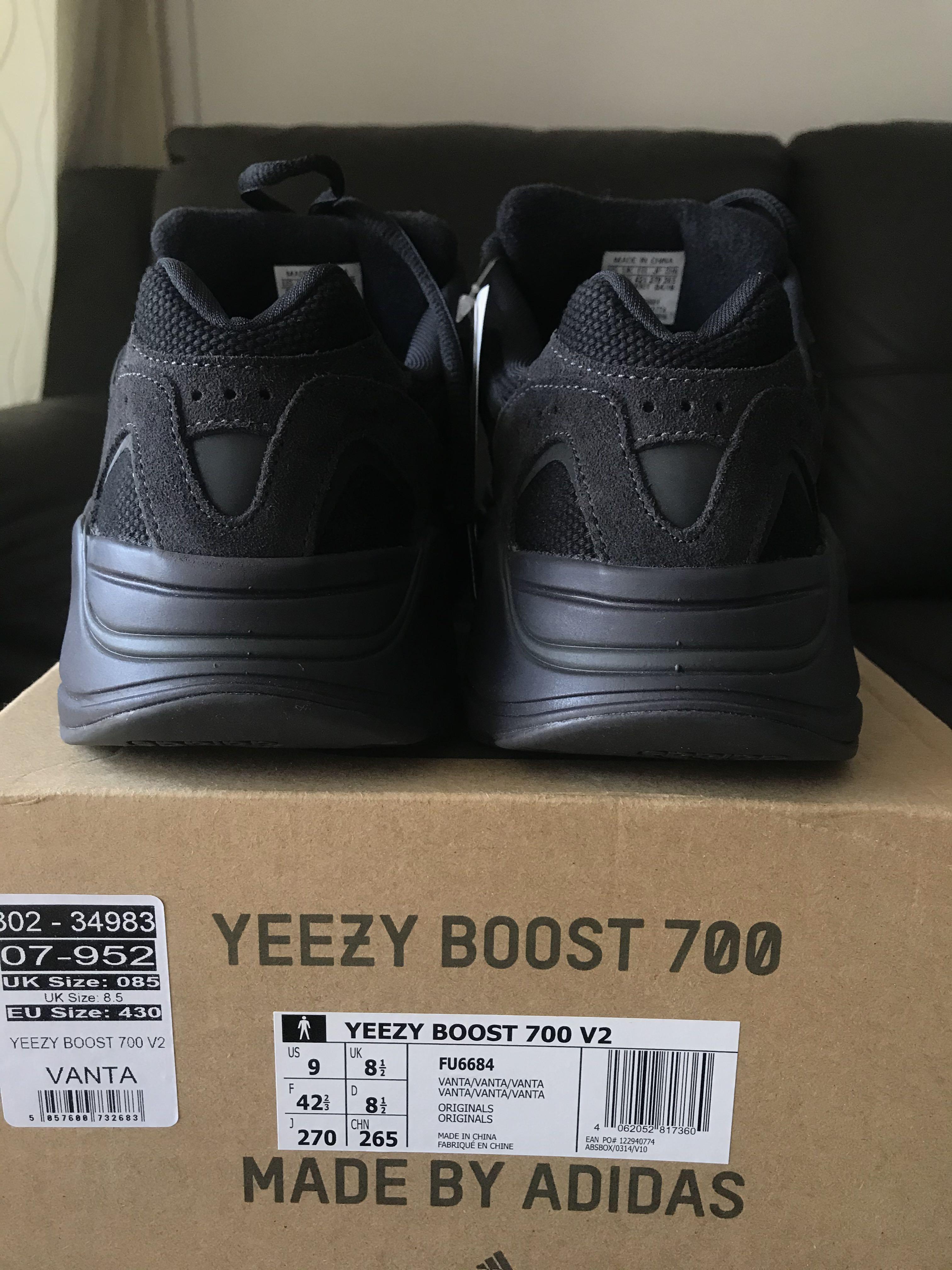 yeezy 700 vanta legit check