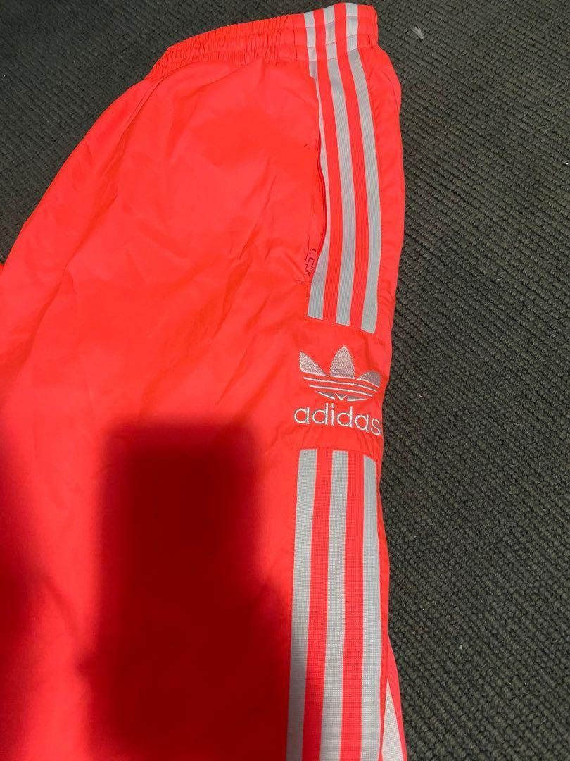 Adidas fluro track pants