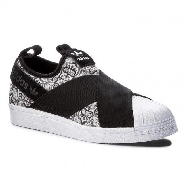 Adidas SS slip on Womens US 8.5