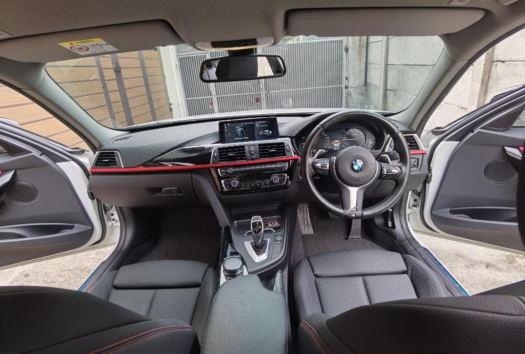BMW 320 Sport 2018 / 2019 Pajak 1Thn On, M Perfomance Final Edition