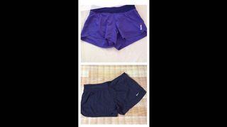 Bundle Nike and Reebok shorts