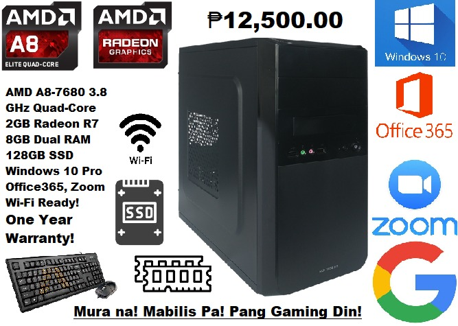 Cheap Gaming Pc Electronics Computers Desktops On Carousell