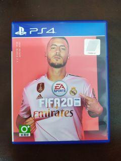 FIFA 20 PS4 Reg 3 (Masih ada DLC)