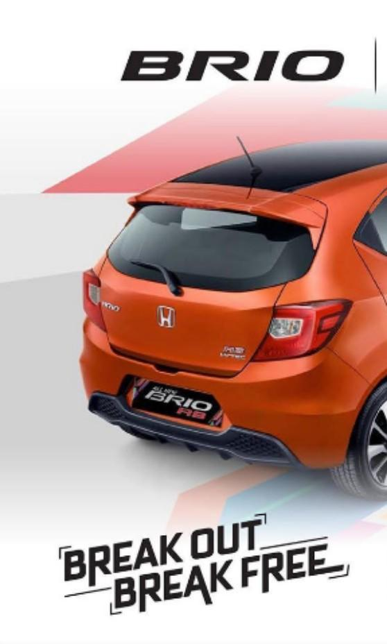 Honda dp 15%