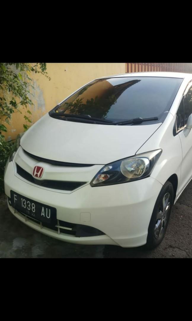 Honda freed 2010