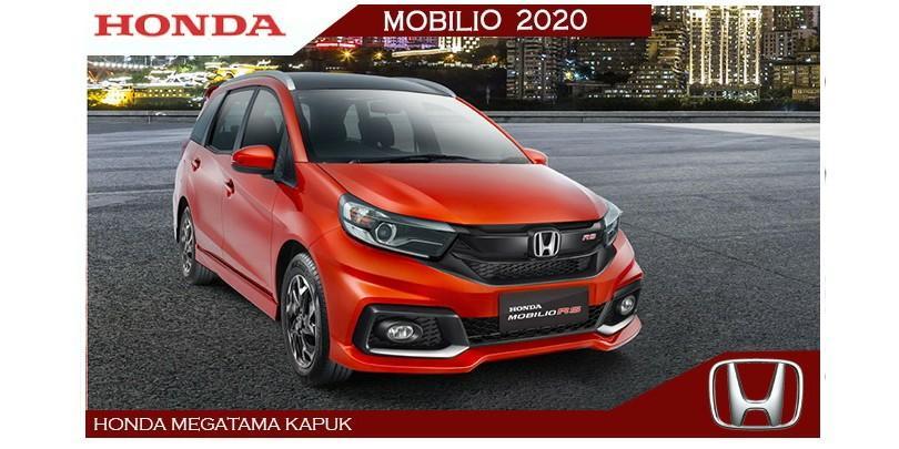Honda Mobilio 2020