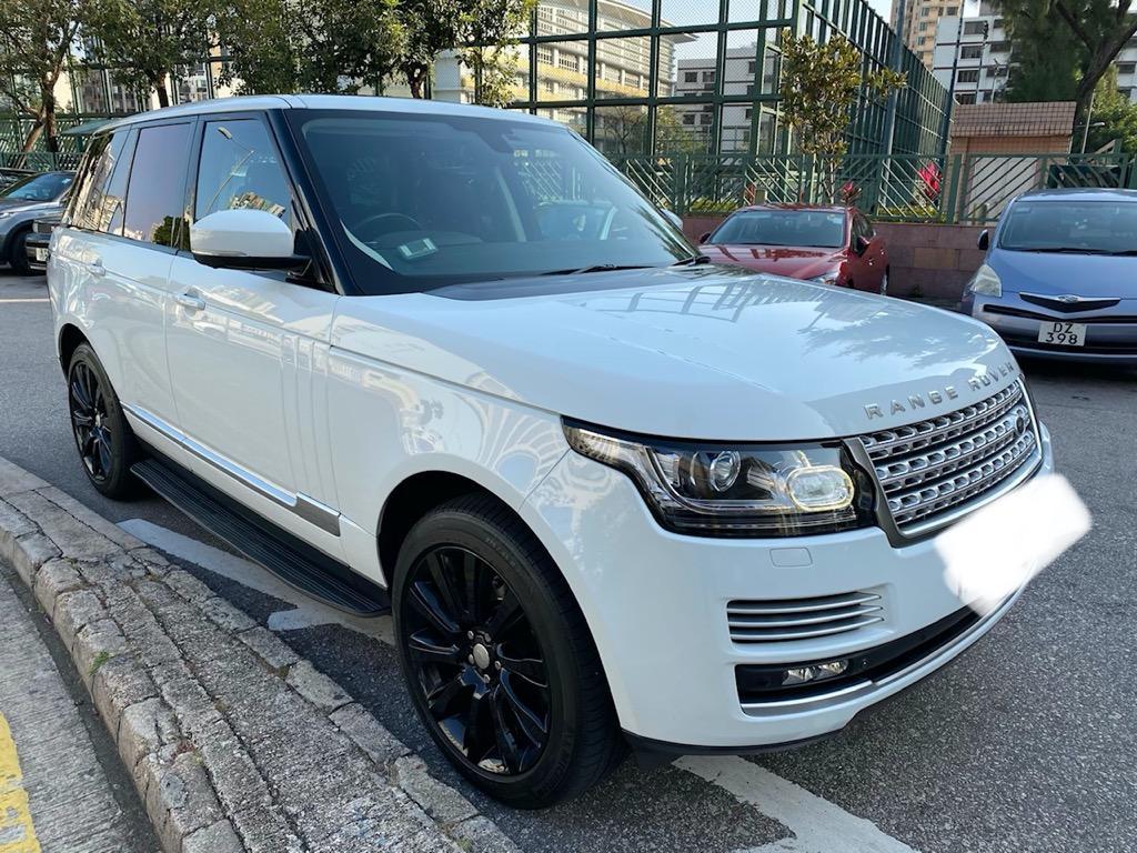 Land Rover Range Rover Vogue (A)