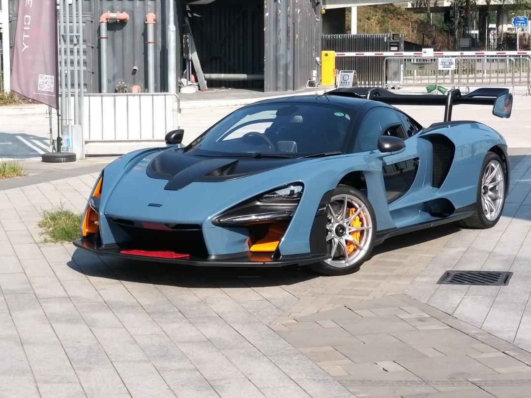 McLaren SENNA SENNA Auto