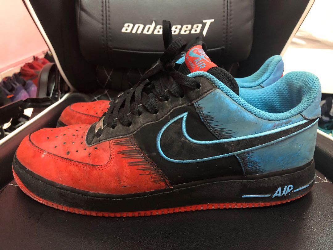 "Nike Air Force 1 ""spider man"", Men's"