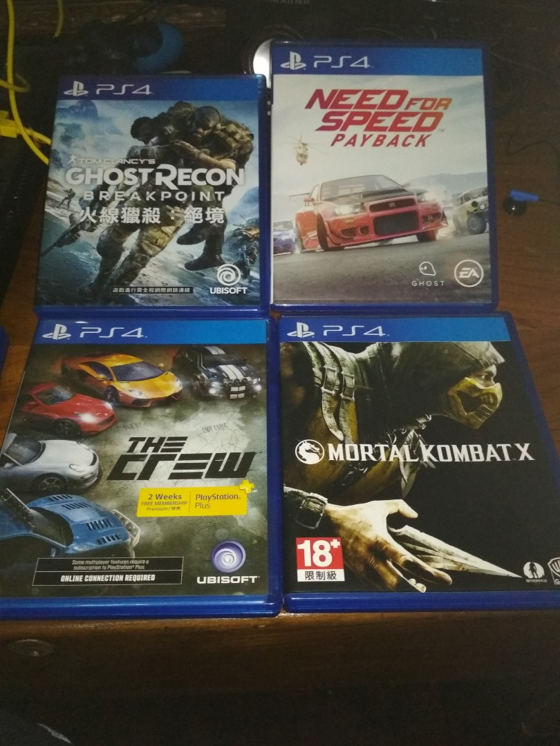 Ps4 Games Video Gaming Video Games On Carousell