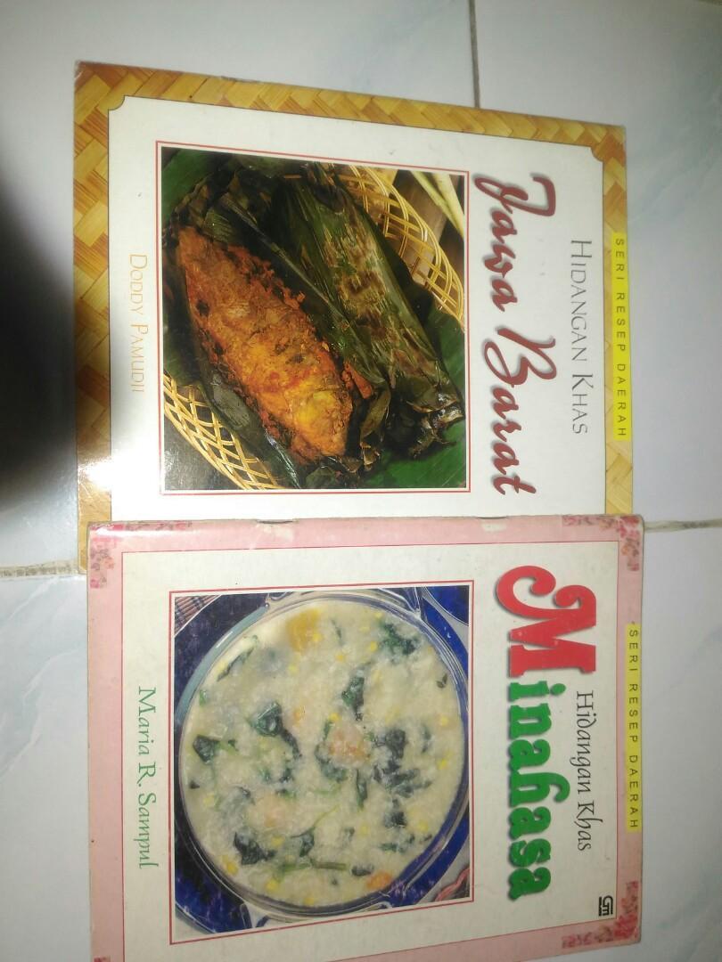 Resep Masakan Books Stationery Books On Carousell