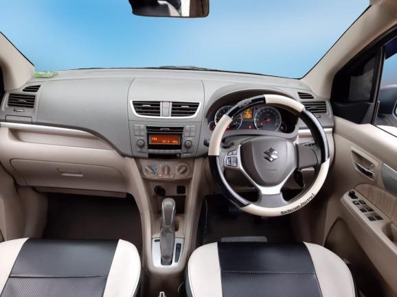 Suzuki Ertiga GX AT 2016 Putih Good Condition No Pol Ganjil