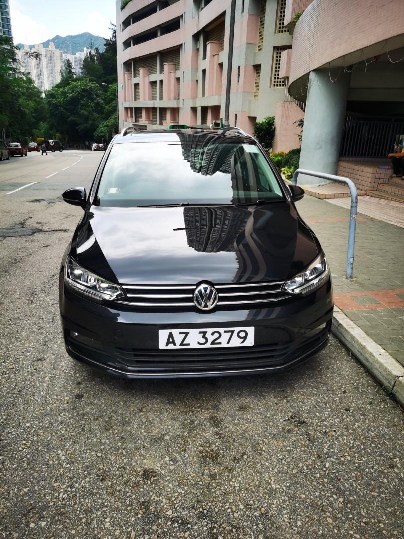Volkswagen Touran 1.4 280  TSI LUXURY Auto