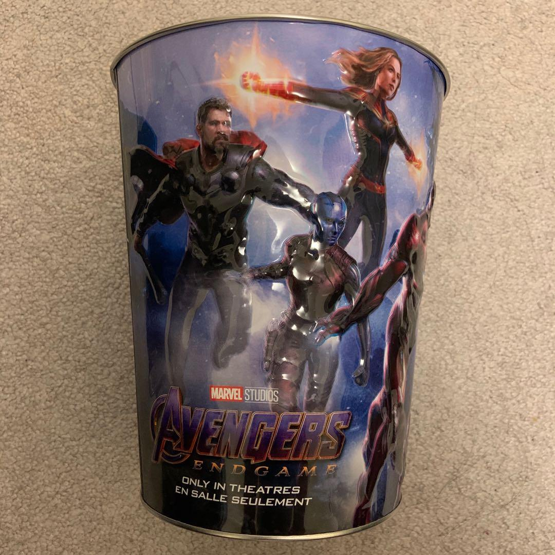 Avengers End Game Movie Tin