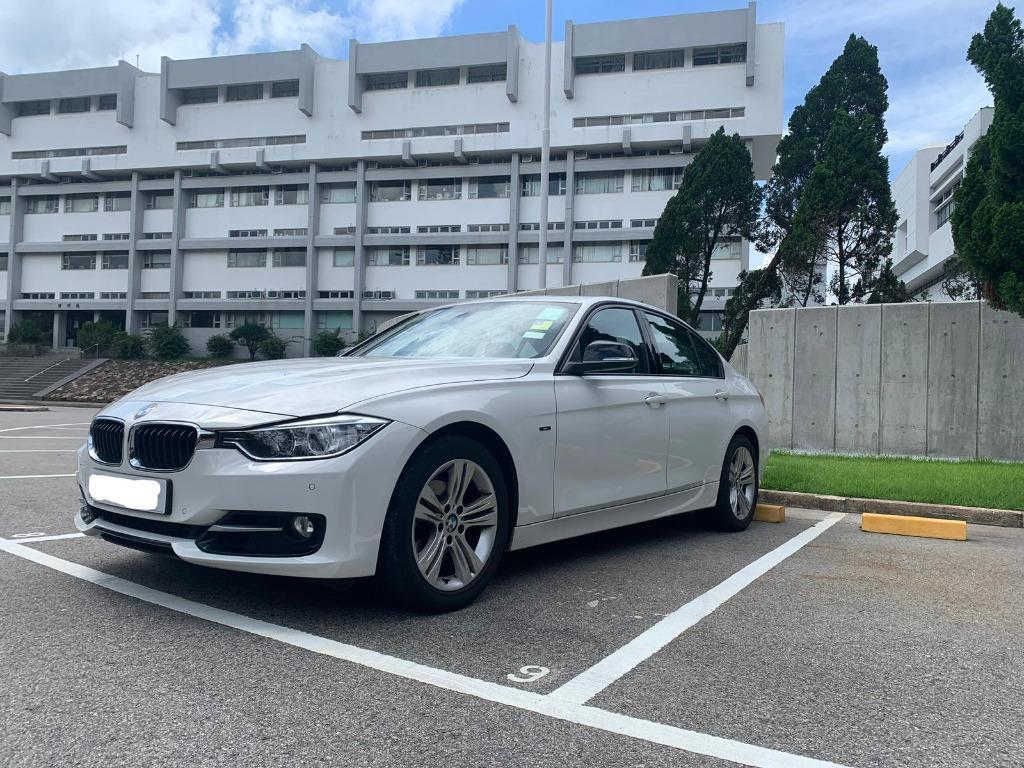 BMW 320i Sport Auto