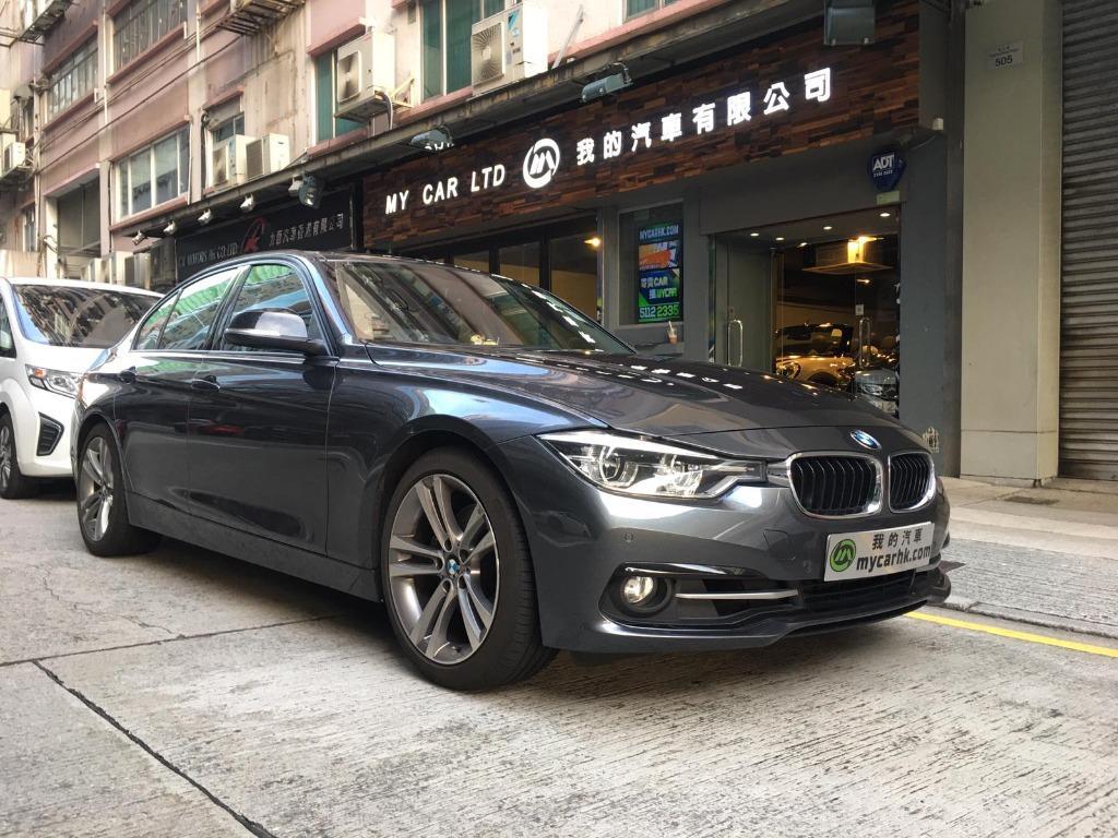 BMW 330I SPORT 2016 Auto