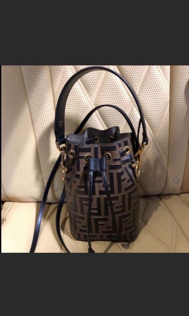 Fabulous 🤩 Fendi bucket handbag