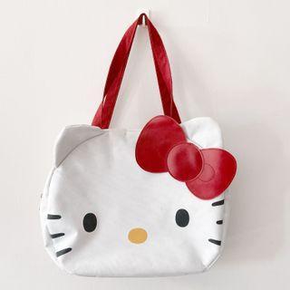 [Hello Kitty]大頭包  肩背包 手提包