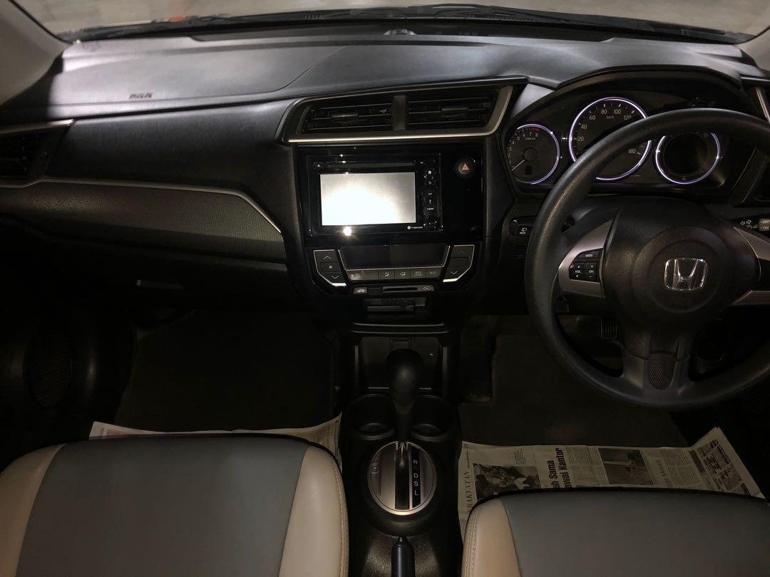 Honda BRV E Prestige Tahun 2016 Matic
