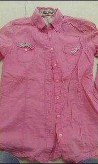 Kemeja Pink By C2