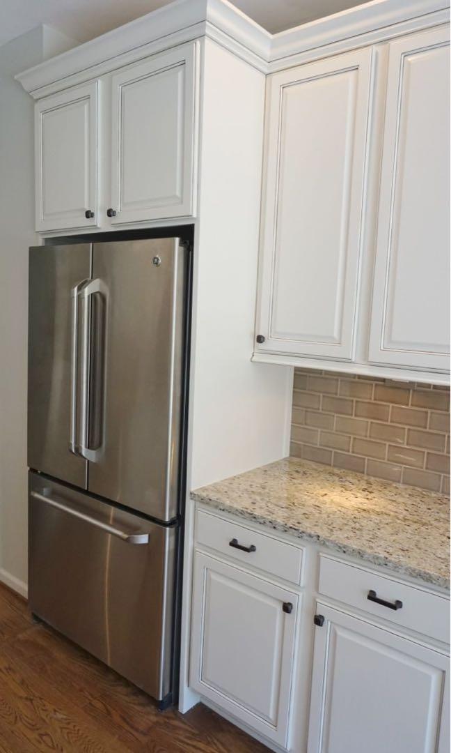 Modify Kitche Cabinet For Washingmachine Home Appliances