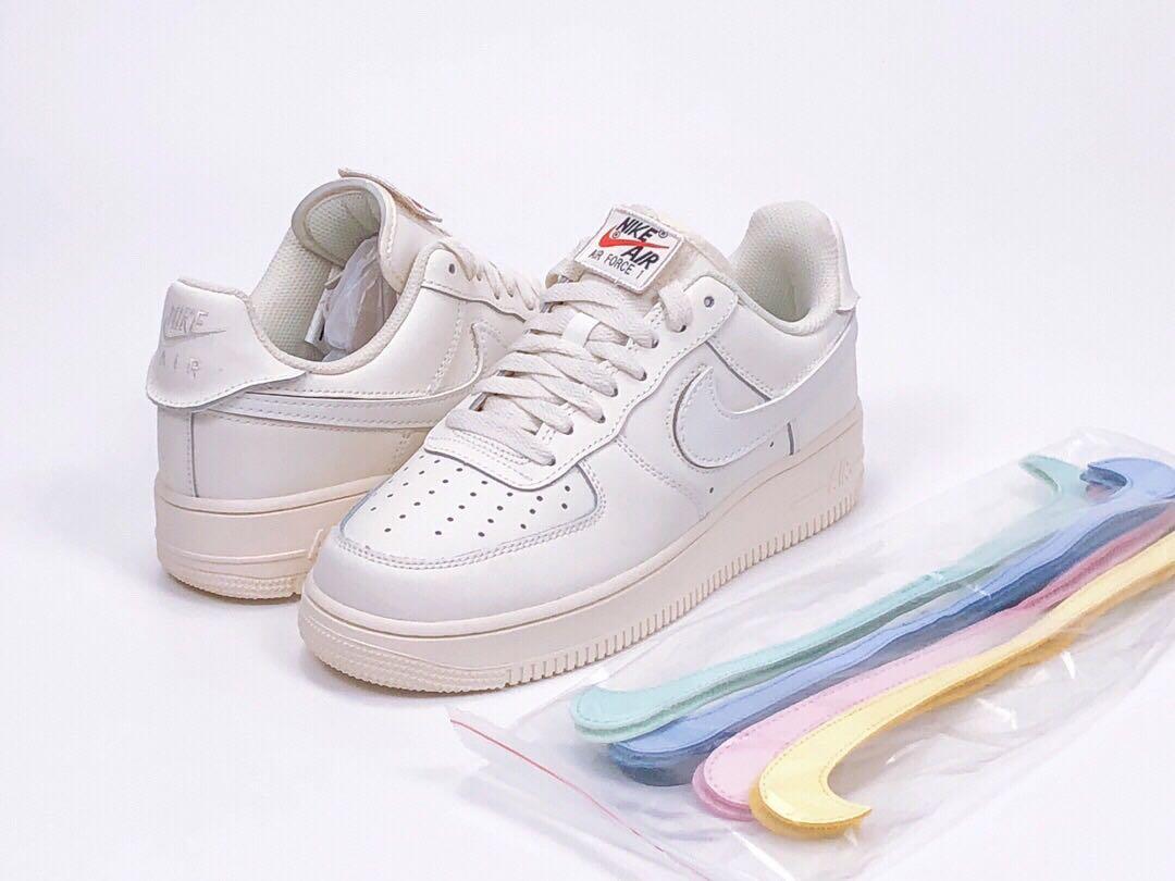 Nike Air Force 1 Velcro Swoosh Pack AF1
