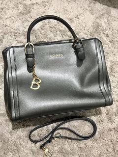 Bonia Handbag Original Bags Wallets