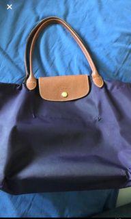 Purple large Longchamp
