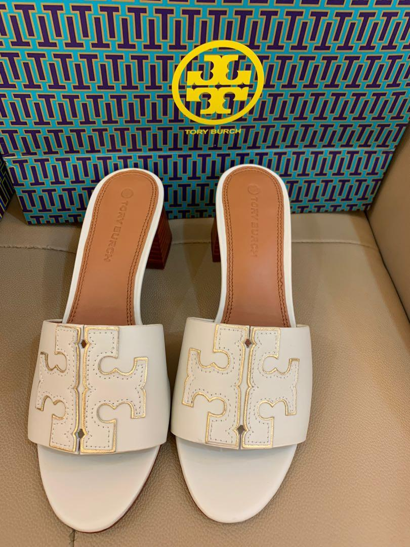 Ready Stock Authentic Tory Burch high heels shoes