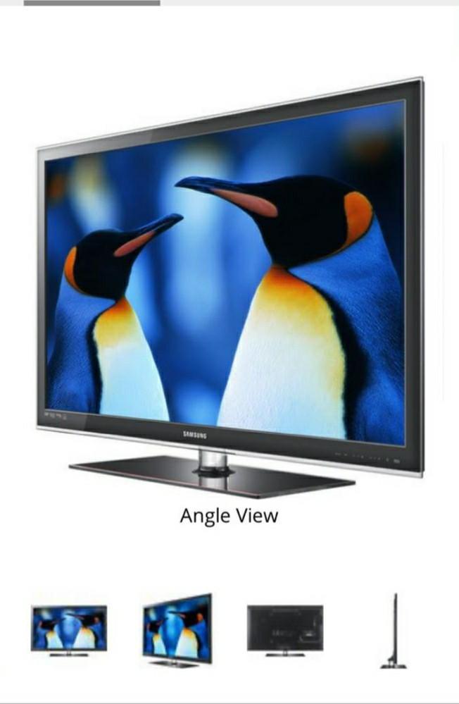 """Samsung 60"""" 1080p LED TV"""