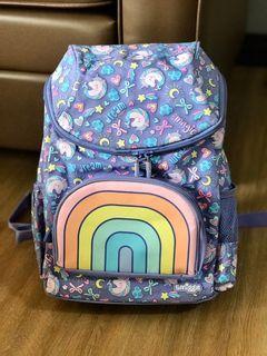 Smiggle Hoodie Junior Unicorn Backpack