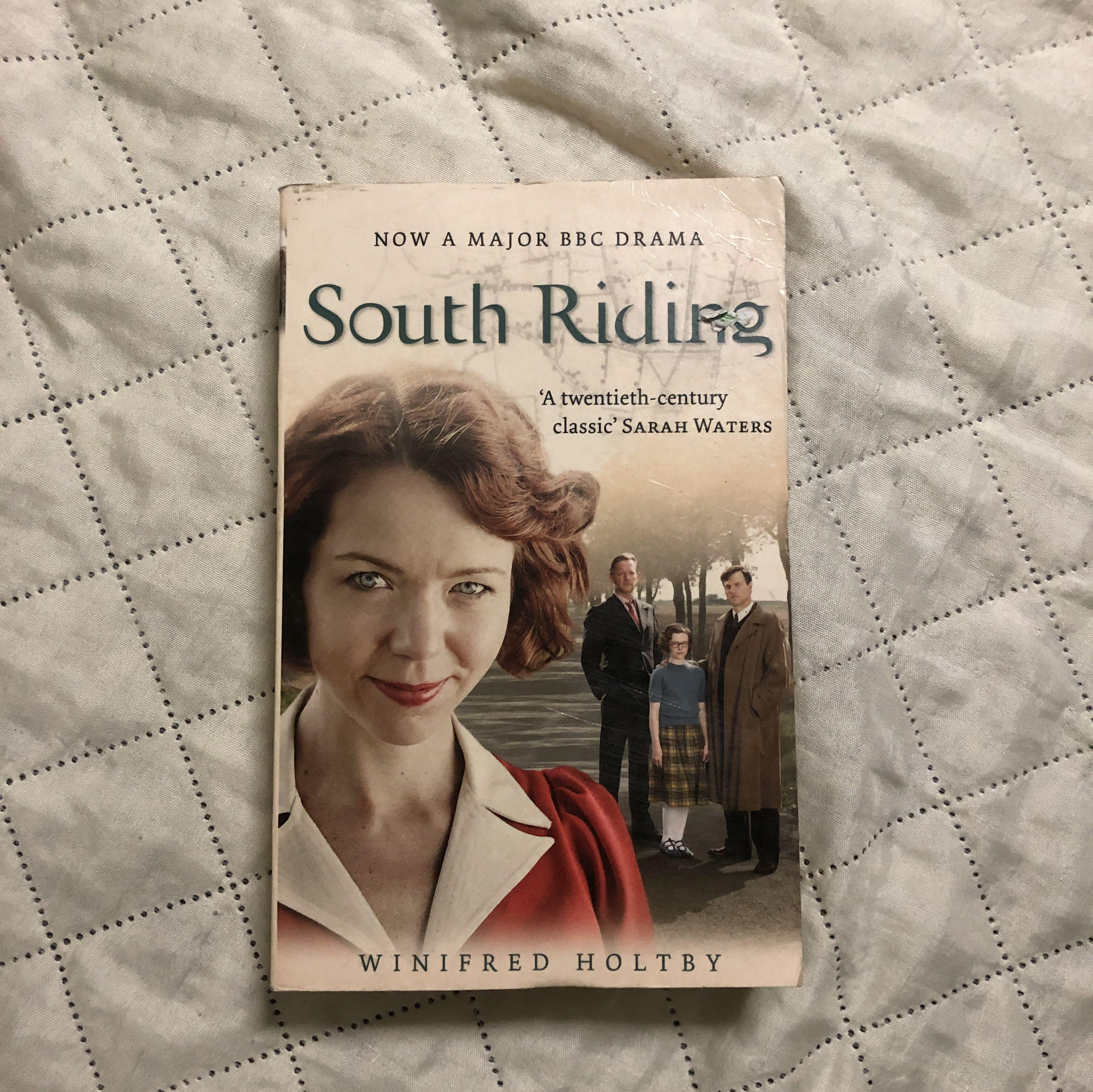 South Riding By Winifred Holtby Book Books Books On Carousell