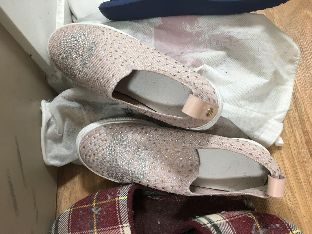 staccato shoe pink