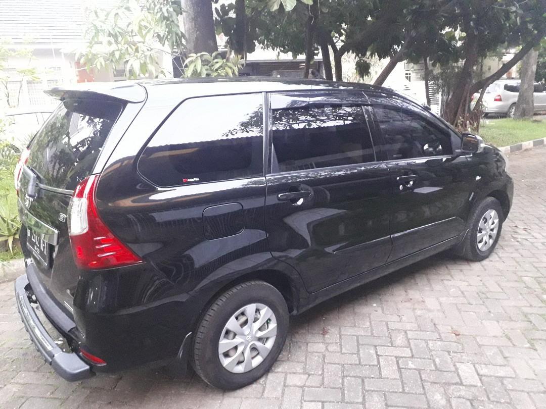 Toyota Avanza E thn 2017 At upgrade type G