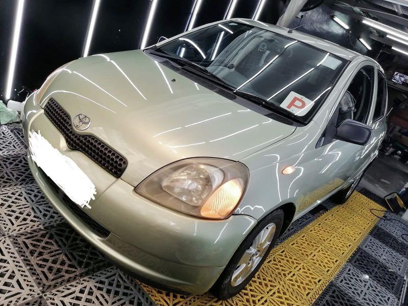 (私人放租)Toyota echo echo saloon Auto