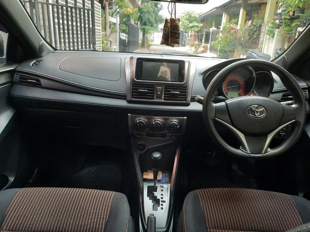 Toyota Yaris G 1.5 At 2015 Hitam