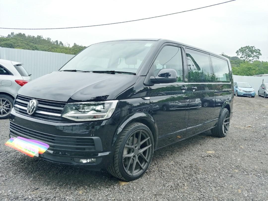 Volkswagen Transport 8 seat Transport Auto