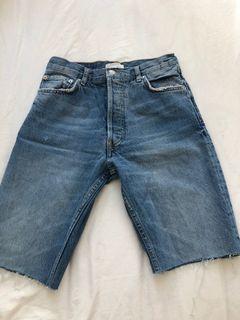 Zara Bermuda Shorts