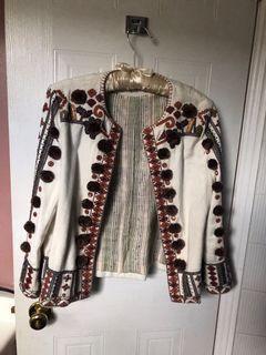 Zara Detailed Jacket XS