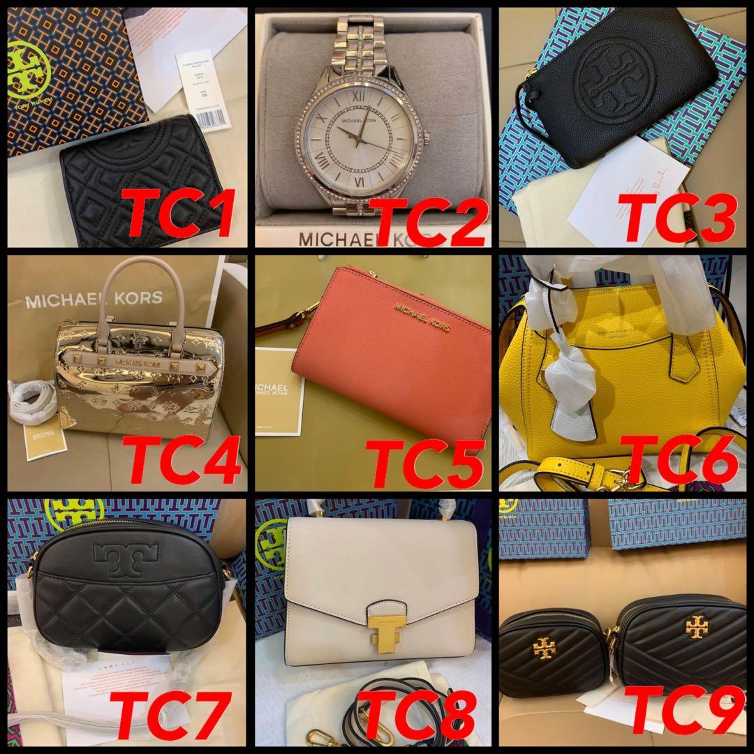 (12/07/20)Ready Stock authentic coach women bag wallet purse  sling bag Tory Burch backpac belt bag woc permanent listingggbfgvvbbbbbbb