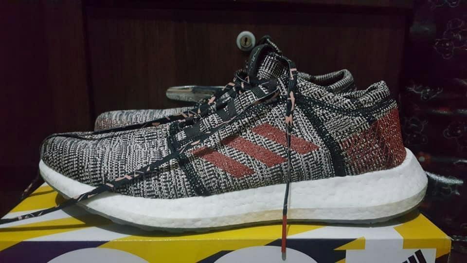 Adidas Pureboost Go Ren Zhe Size 11