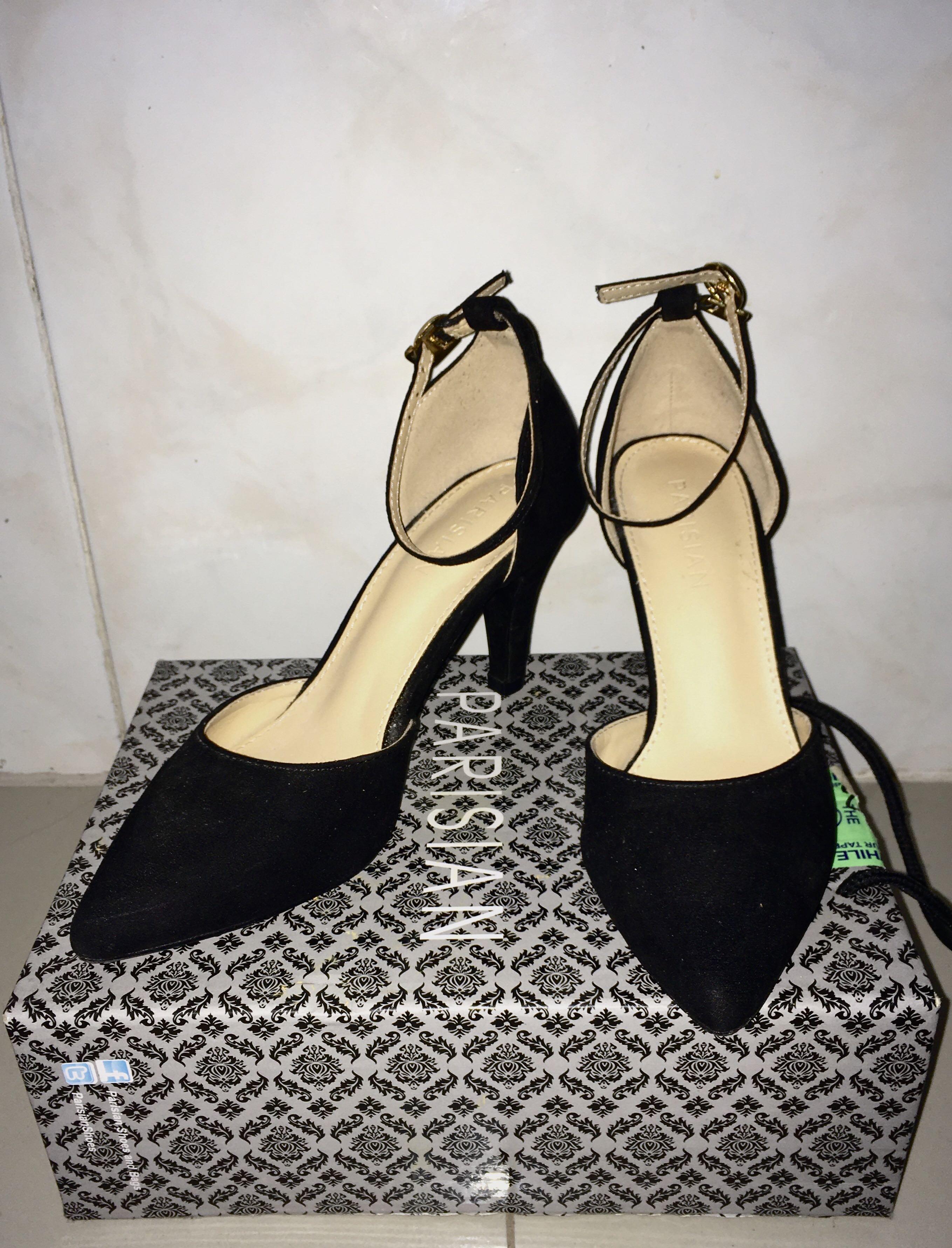 Black Heels smart, Women's Fashion