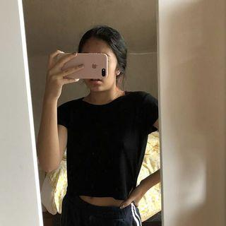 Bluenotes Black T-shirt