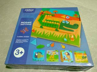 BNWT MOSAIC SKETCHPAD FOR KIDS